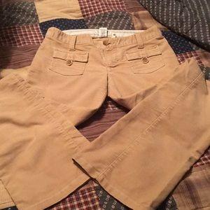 Abercrombie & Fitch Pants - A&F corduroy pants